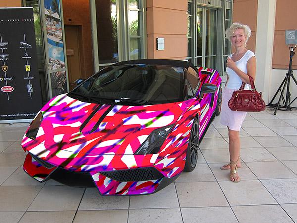 Sehen Sie Free Forms °10, Lamborghini